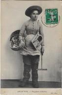 ARCACHON  Une Parqueuse à Huitres  Belle Photo (1910) - Arcachon
