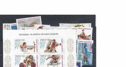 Turkije Jaargang 1996 Postfris - Lees Mnh Xx - 1921-... Republiek