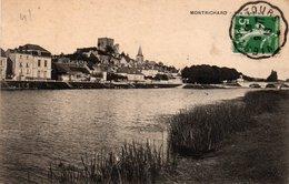 Dép. 41 - MONTRICHARD - Circulé - Vue Générale  - - Montrichard