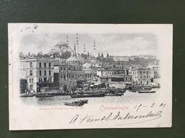 CONSTANTINOPLE- Mosquée De Suleimanié - Turkey