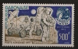 Gabon - 1973 - Poste Aérienne PA N°Yv. 144 - Apollo XVII - Neuf Luxe ** / MNH / Postfrisch - Gabun (1960-...)