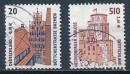 °°° GERMANY - Y&T N°2056/57 - 2001 °°° - Usati