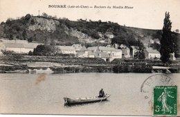 Dép. 41 - BOURRE - Circulé - Rochers Du MOULIN BLANC  - - Frankreich