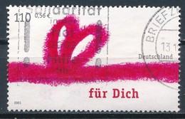 °°° GERMANY - Y&T N°2049 - 2001 °°° - Usati
