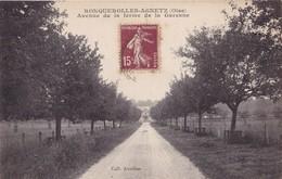 RONQUEROLLES-AGNETZ - Avenue De La Ferme De La Garenne - Altri Comuni