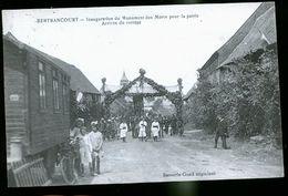 BERTRANCOURT INAUGURATION - France