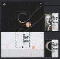 Portugal (2019) - Set + Block -  /  Espace - Space - Eclipse - Space
