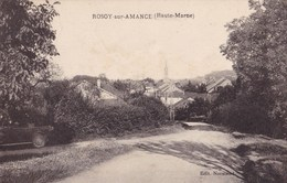 ROSOY SUR AMANCE - France
