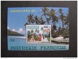 Polynésie:  TB BF N° 7, Neuf XX. - Blocks & Kleinbögen