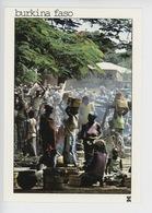 Afrique Burkina Faso - Gaoua Province De Poni, Marché Du Dimanche (cp Vierge) - Burkina Faso