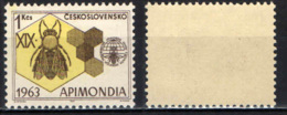 CECOSLOVACCHIA - 1963 - 19th Intl. Beekeepers Cong., Apimondia - MNH - Neufs