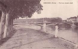 DECIZE - Pont En Ciment Armé - Decize