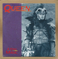 "7"" Single, Queen - A Kind Of Magic - Disco, Pop"