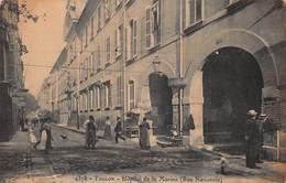 CPA TOULON - Hôpital De La Marine ( Rue National ) - Toulon