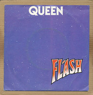 "7"" Single, Queen - Flash - Disco, Pop"