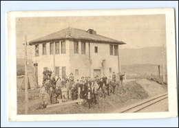 U4817/ Puntigam Bei Graz Türkisches Haus  Jugendheim Sarajevo AK 1927 - Bosnia Erzegovina