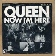 "7"" Single, Queen - Now I'm Here - Disco, Pop"