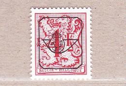 1980 Nr PRE809P6 ** Postfris,Heraldieke Leeuw.4fr. - Precancels