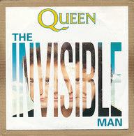 "7"" Single, Queen - The Invisible Man - Disco, Pop"