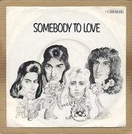 "7"" Single, Queen - Somebody To Love - Disco, Pop"