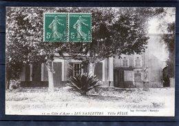 La Seyne - Les Sablettes - Villa Félix (édit. Imp. Provençale N° 11). - La Seyne-sur-Mer