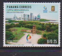 Panama (2019) - Set -  /  Tourism - Heritage - Culture Capital - Churches - Architecture - Eglises Et Cathédrales