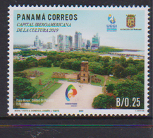 Panama (2019) - Set -  /  Tourism - Heritage - Culture Capital - Churches - Architecture - Chiese E Cattedrali