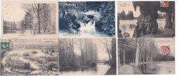 75. PARIS. Bois De Vincennes. 6 Cartes - Parcs, Jardins