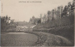 22 St Saint Hélen Château De La Bégassière Et L'ancien Moulin à Eau Entre Pleudihen Et Lanvallay, Bords De Rance -05 - Francia