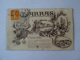 CPA 62  ARRAS CITATION  1922 TBE - Arras