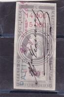 T.F.Effets De Commerce N° 45 - Revenue Stamps