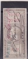 T.F.Effets De Commerce N° 50 - Revenue Stamps
