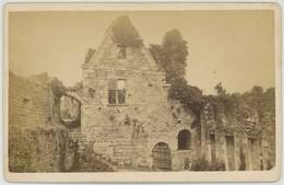 CDV. Le Château De Clisson Par Trésorier, Photographe à Toulon. 1874. - Photos
