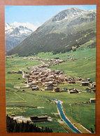 LIVIGNO Panorama Cartolina  Viaggiata - Altre Città