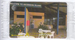 ASCENSION ISL.(GPT) - Welcome To Ascension Island, CN : 7CASA, Tirage 7600, Mint - Ascension (Insel)
