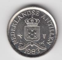 @Y@    Nederlandse Antillen   10  Cent  1983 ( 4664 ) - Netherland Antilles