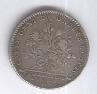 Jeton Royal Conseiller De Ville 1753 TTB - Royal / Of Nobility