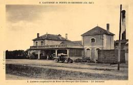 Nieul Lès Saintes Saint St Georges Des Coteaux Laiterie Thème Lait Fromage - France