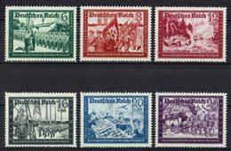 1941 // Mi. 773/778 ** - Germany