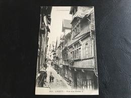 2811 - LISIEUX Rue Aux Feves II - Lisieux