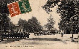 11453       MONTAUBAN    LE ROND - Montauban