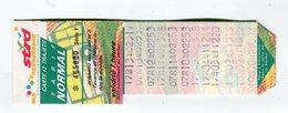 Ticket °_ 21-Dijon-Bus-12 Trajets-Normal- R/V 5880 - Abonnements Hebdomadaires & Mensuels