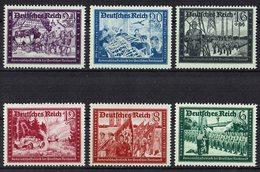 DR 1941 // Mi. 773/778 ** - Duitsland