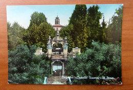 BRIGNANO Castello Visconti Il Parco   Cartolina   Viaggiata - Italia