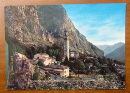 Santuario Di GALLIVAGGIO Valle Spluga   Cartolina  Non Viaggiata - Altre Città