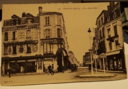 Carte Postale Ancienne 148- Epernay - Place Auban Moët - Marne - Epernay