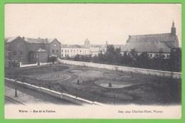 WAVRE   -   Rue De La Station - Wavre