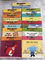 Lot Van 11 Zonnekind Leesboekjes   Uitgeverij Averbode - Livres, BD, Revues