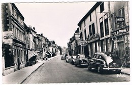SAINTE MENEHOULD  51  Rue Chanzy.hotel St Nicolas 1958 - Sainte-Menehould