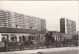 """MARSEILLE SAINT-GABRIEL: Groupe D'habitation """"La Marine"""" Et L'école Clair Soleil - Quartiers Nord, Le Merlan, Saint Antoine"""